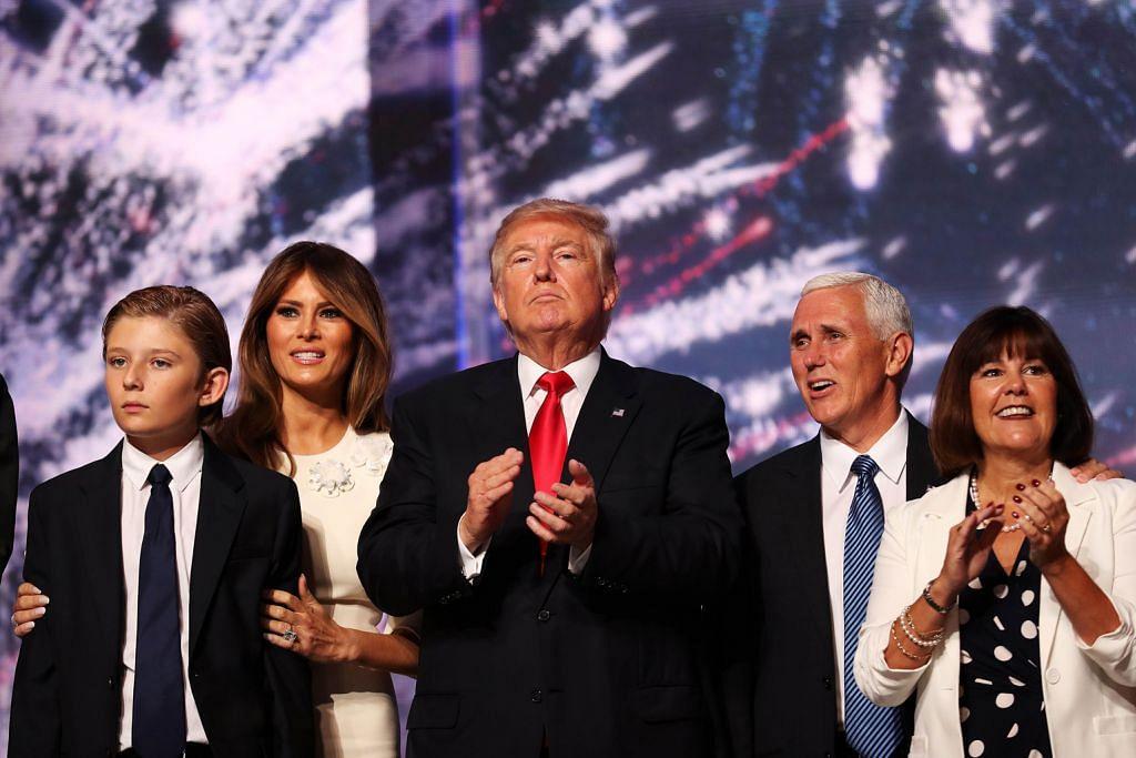 PILIHANRAYA PRESIDEN AMERIKA SYARIKAT Trump ikrar kembalikan keselamatan jika dipilih
