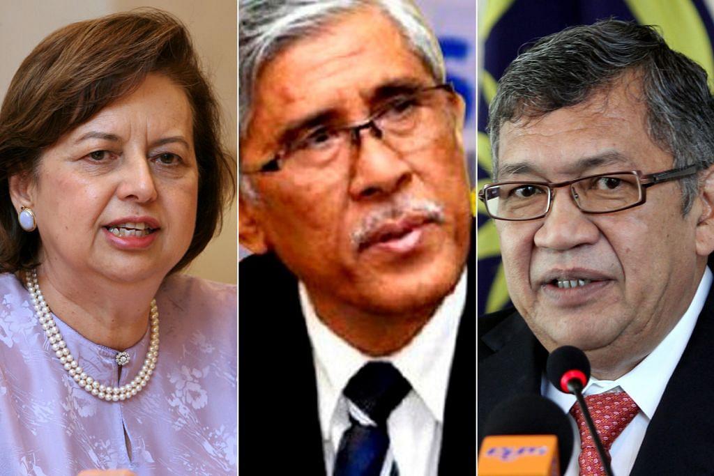 SKANDAL 1MDB Zeti enggan ulas, mahu dapatkan khidmat peguam