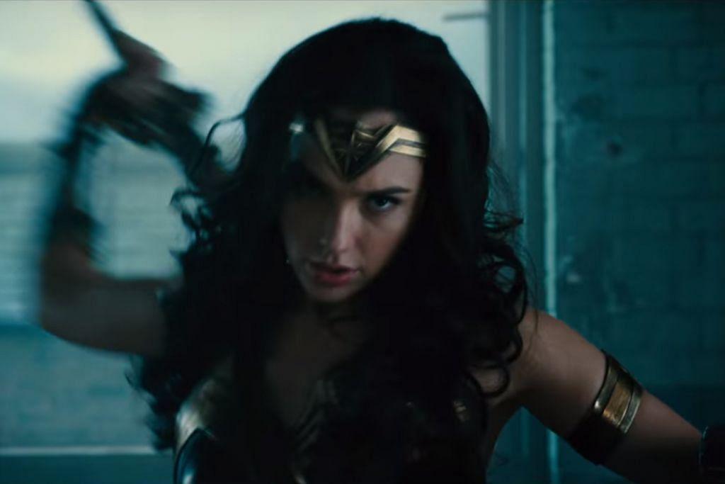 Wonder Woman kini lebih sasa