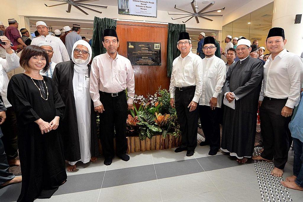 Masjid mesra golongan kurang upaya