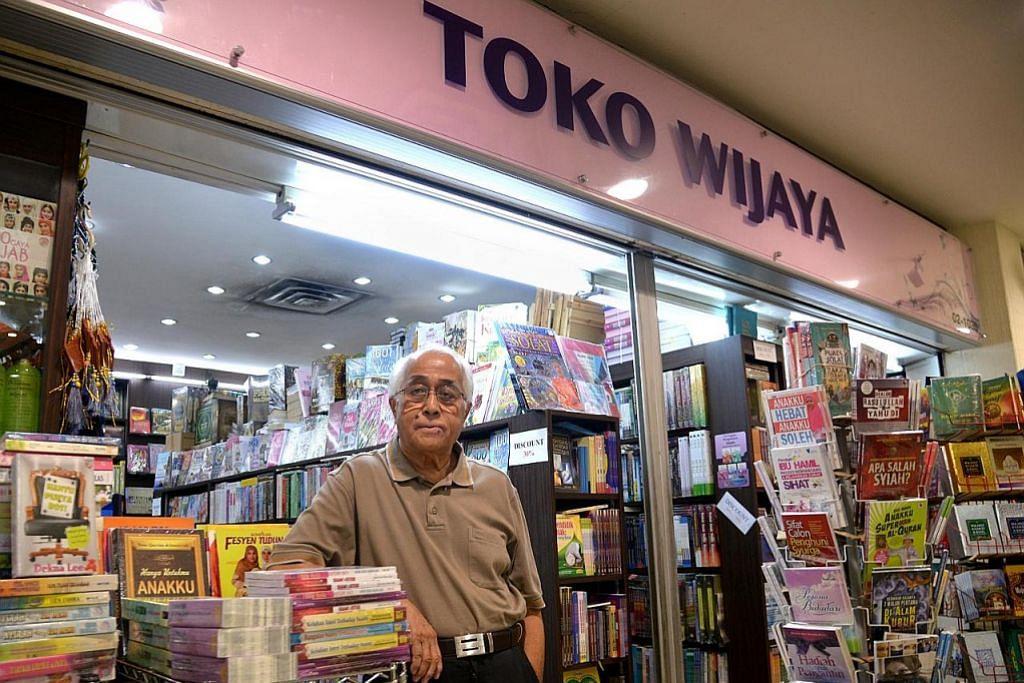'Bab-bab' terakhir kedai buku?
