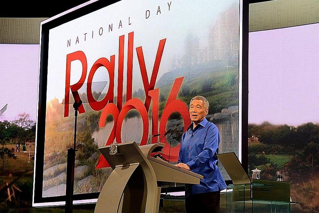 PM Lee bentang 3 cabaran utama, yakin SG mampu capai impian jangkau 2030
