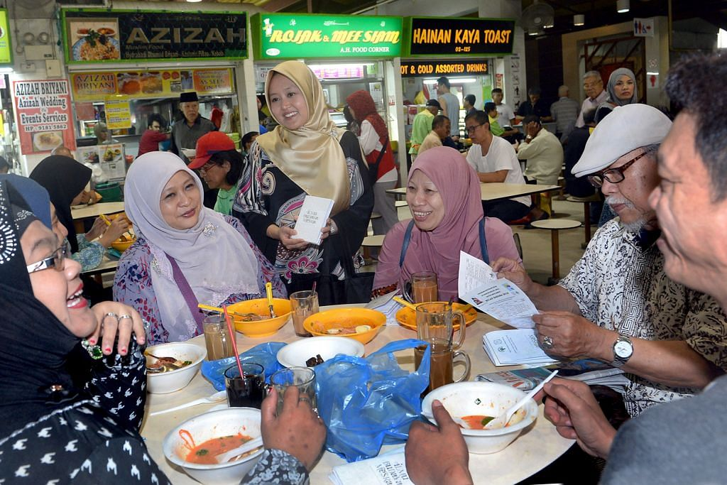 Sukarelawan bantu galak kegiatan Bulan Bahasa