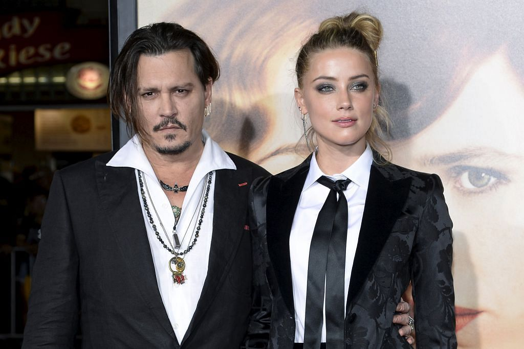 Bekas isteri Johnny Depp akan sumbang wang perceraian untuk kebajikan