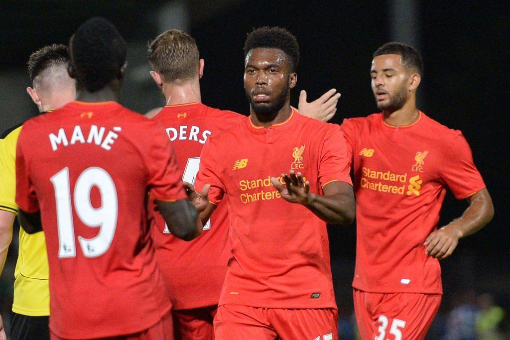 PIALA LIGA INGGERIS Dua gol Sturridge bantu Liverpool ke pusingan ketiga