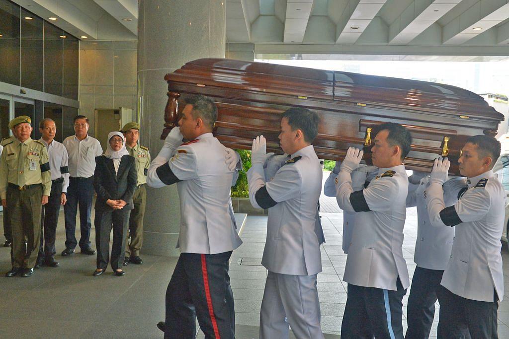 Speaker: Ramainya pengunjung tunjukkan jasa mantan Presiden dihargai