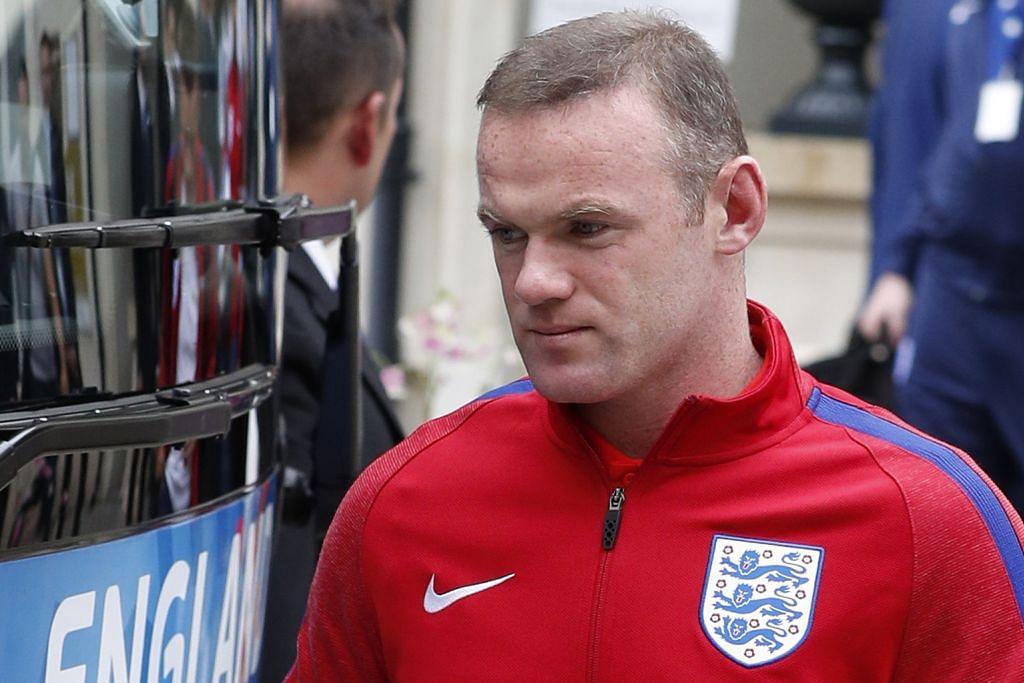 BOLA SEPAK ENGLAND Rooney kekal jadi kapten England