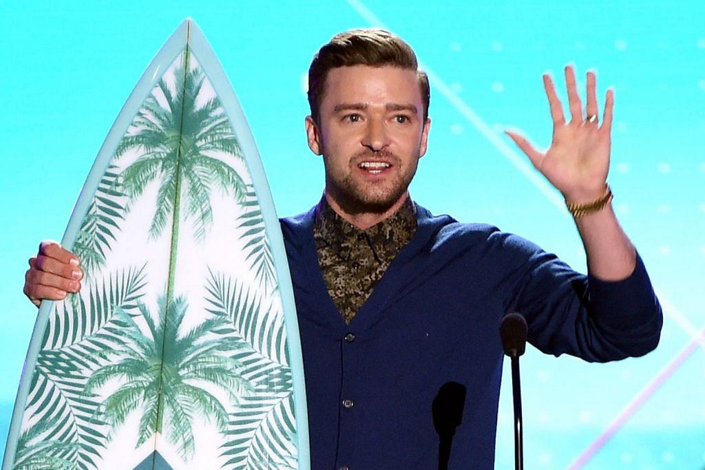 Britney Spears tidak lagi dendam terhadap Justin Timberlake