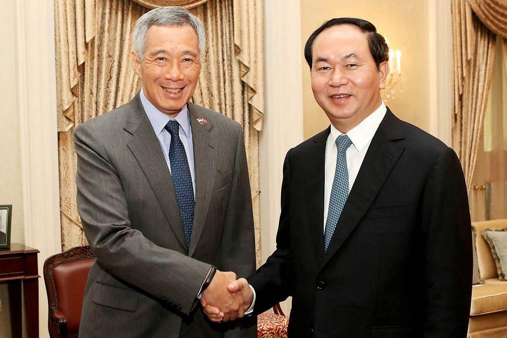 Singapura, Vietnam sambut baik prospek tingkat hubungan udara