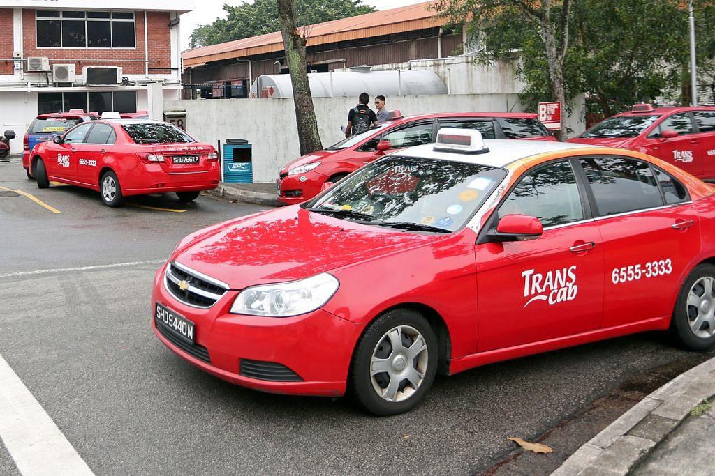 Grab kerjasama dengan Trans-cab