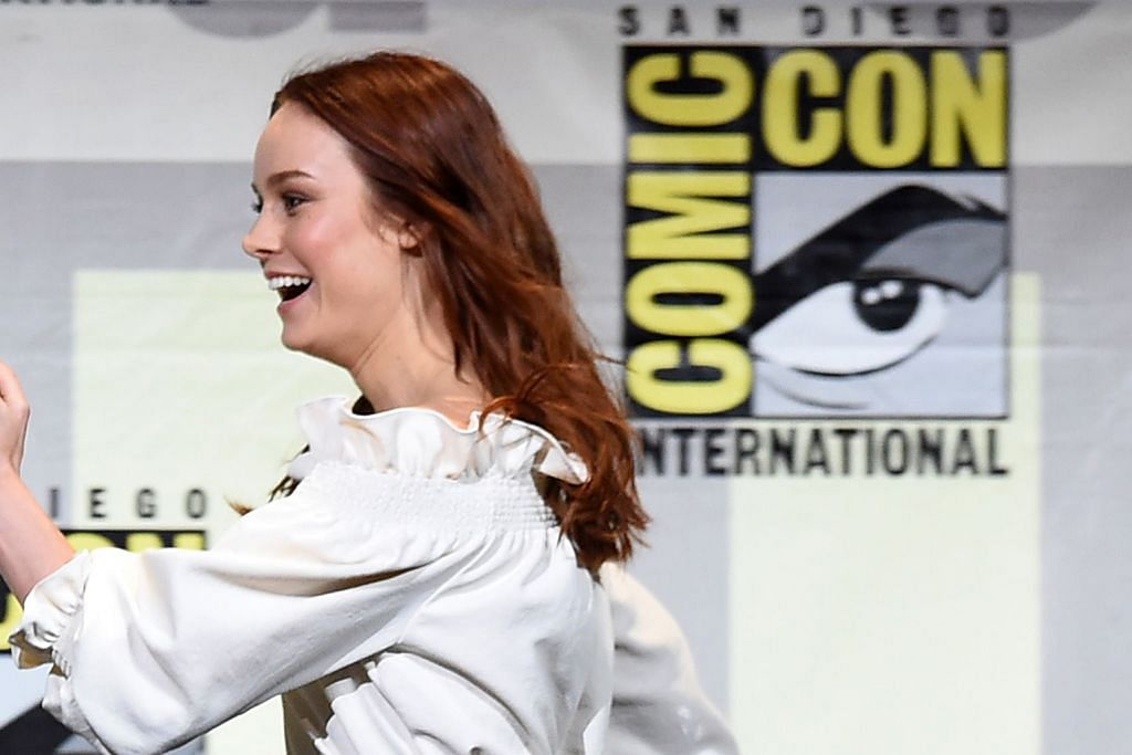 Brie Larson jalani 'transformasi'