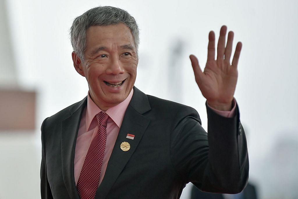 SIDANG PUNCAK PEMIMPIN G20 PM Lee gesa pemimpin dunia permudah perdagangan