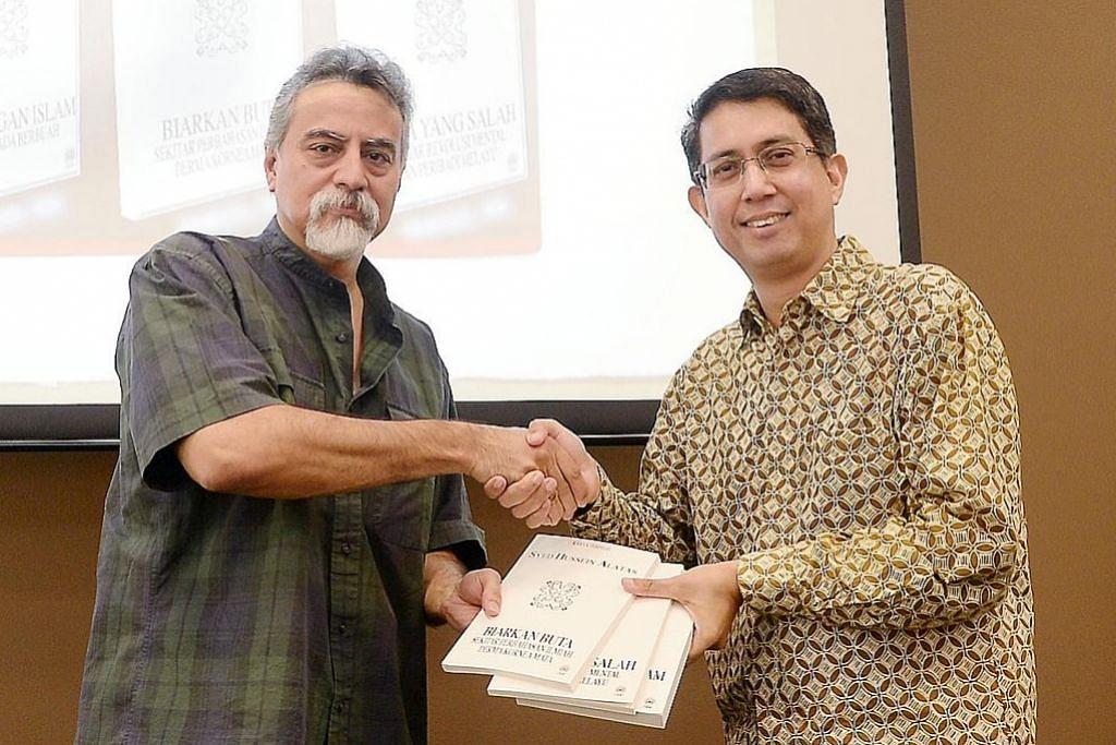 Faishal: Gunakan bahasa Melayu untuk galak budaya berfikir