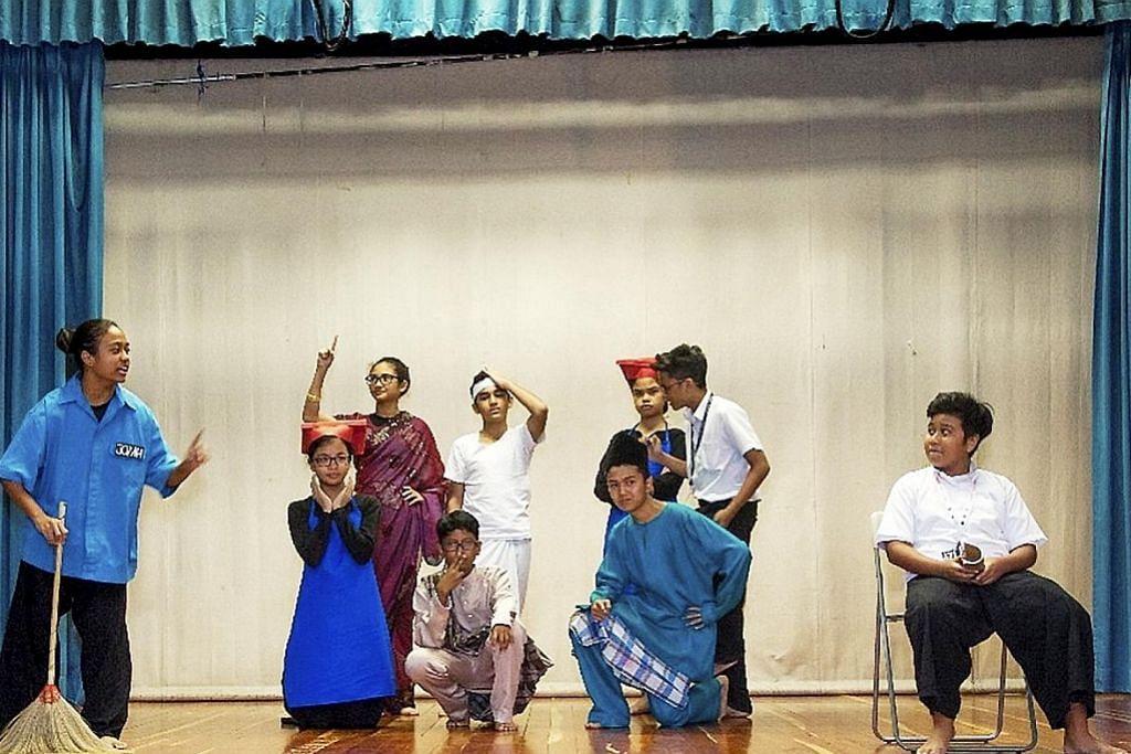 Pelajar bukan Melayu turut berpeluang sertai Skit Teater