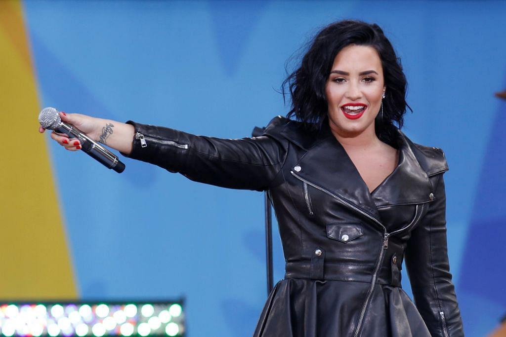 Demi Lovato kian 'sayangi' diri sendiri