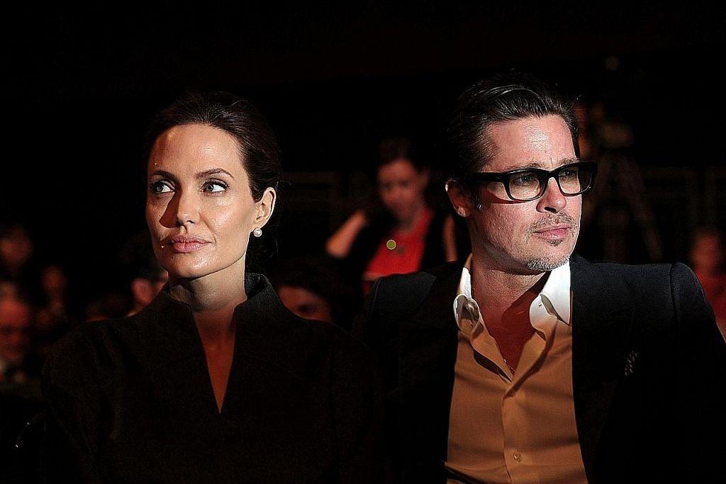 Berita keretakan rumah tangga Jolie-Pitt terhangat di media sosial