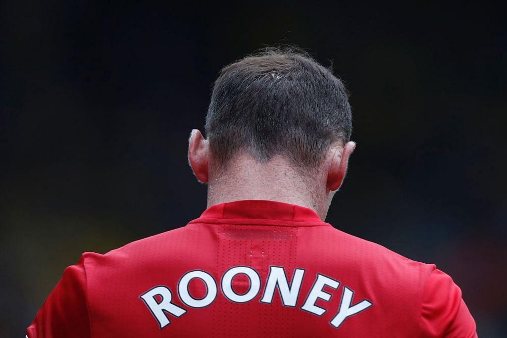 Nasib Rooney belum pasti PREVIU LIGA PERDANA ENGLAND