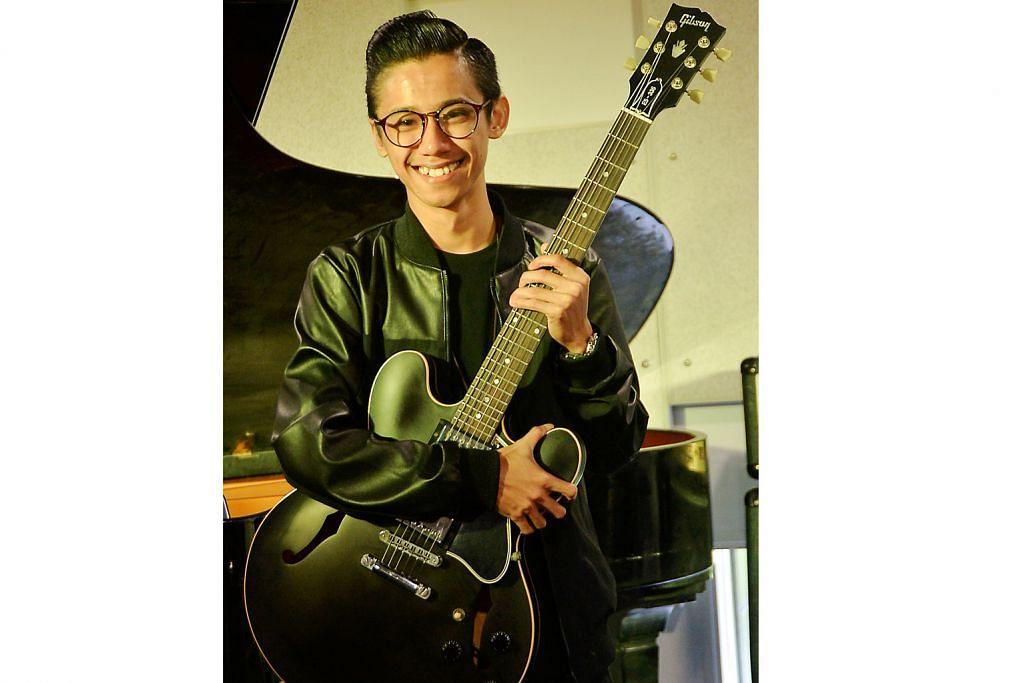 Terselamat dari belenggu kenakalan remaja kerana gitar