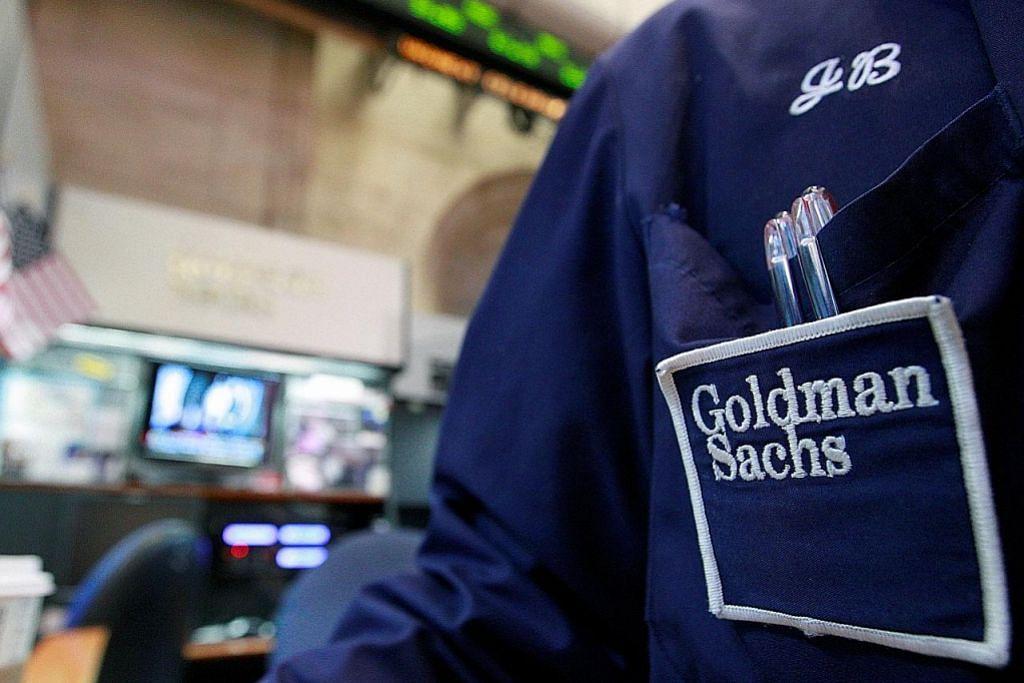 Goldman Sachs cadang kurangkan 30% pekerjaan dalam perbankan pelaburan di Asia