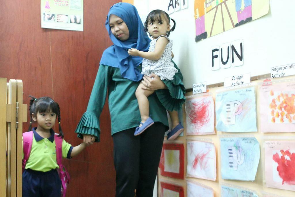 Peluang berinteraksi, disiplin antara sebab anak dihantar ke pusat jagaan
