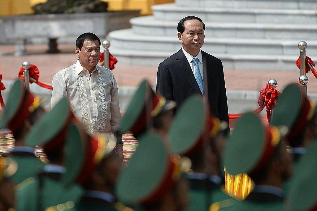Duterte tekad hentikan latihan ketenteraan Filipina bersama Amerika Syarikat