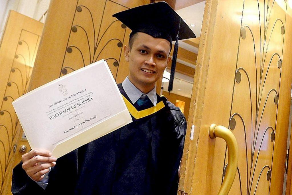 Timbang kejar PhD lepas raih kepujian kelas pertama