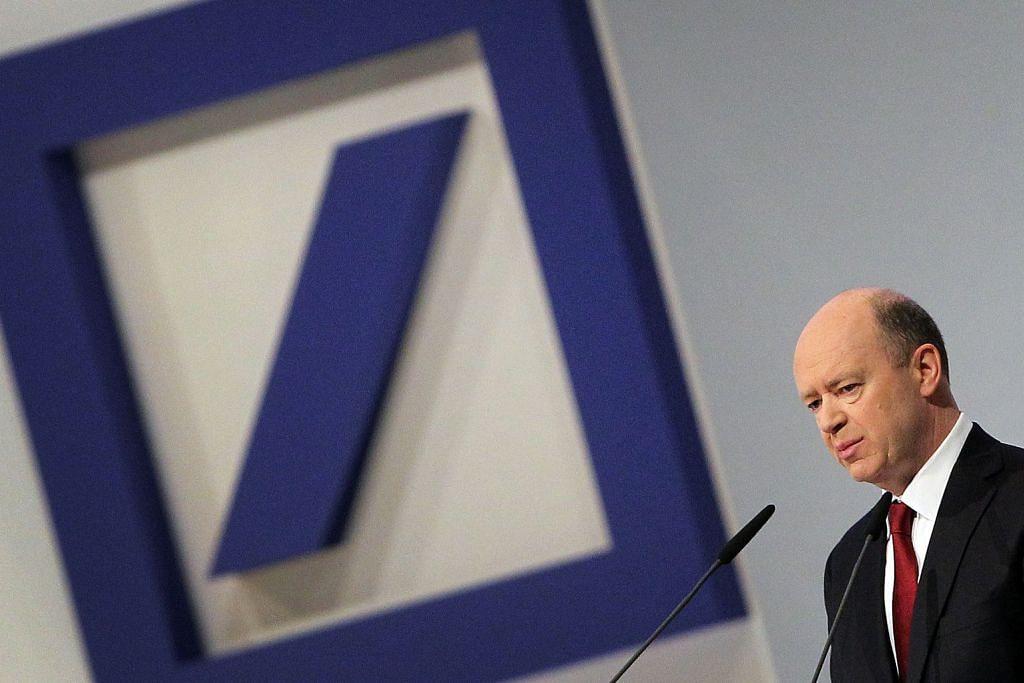 Deutsche Bank, wakil buruh setuju hentikan 1,000 pekerja di Jerman