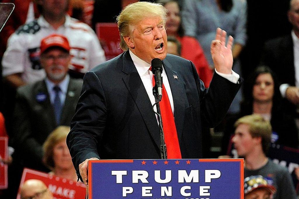 Trump lancar kempen pertahan tindakan elak cukai