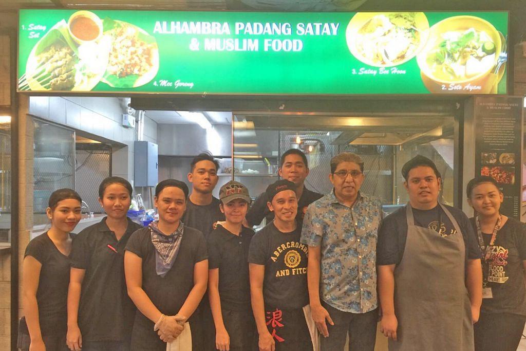 EKONIAGA Sate S'pura dapat sambutan baik di Manila