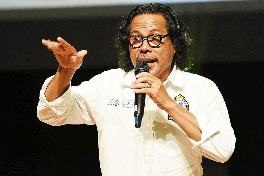 Tiga pemuzik mapan Nusantara kongsi ilmu hasilkan lagu