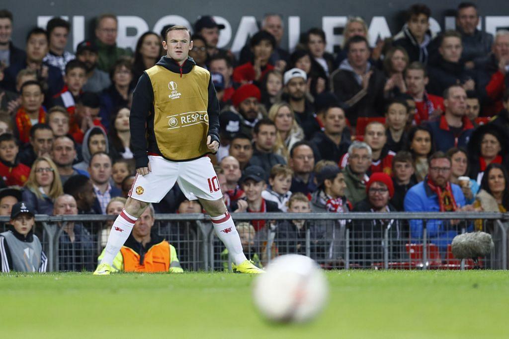 Pilih Rooney atau tidak? Itu dilema Mourinho