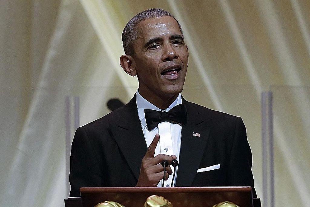 Obama gesa Trump henti rungut terdapat 'penipuan' undian pilihan raya
