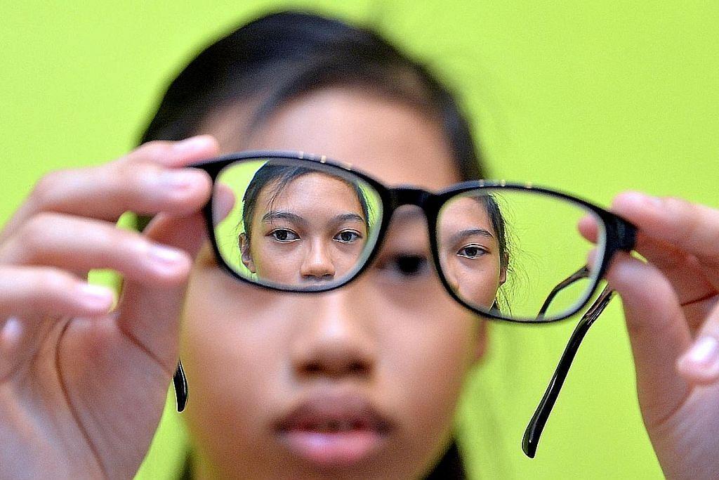 Disangka terlihat 'benda aneh' tapi rupanya alami myopia
