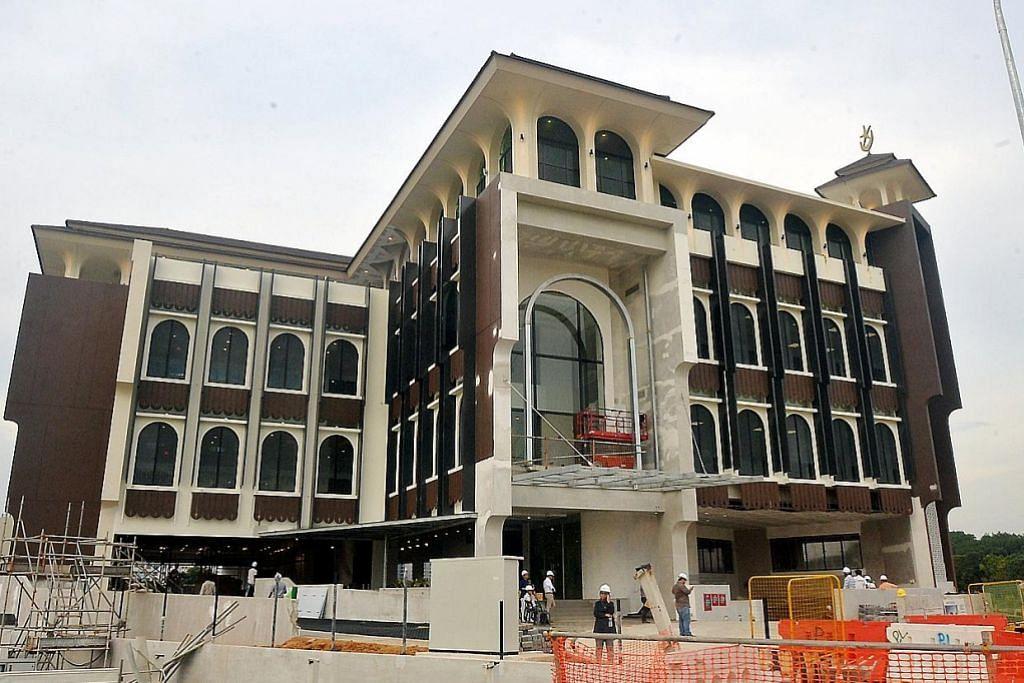 Yayasan Rahmatan Lil 'Alamin akan tubuh pejabat di Masjid Yusof Ishak