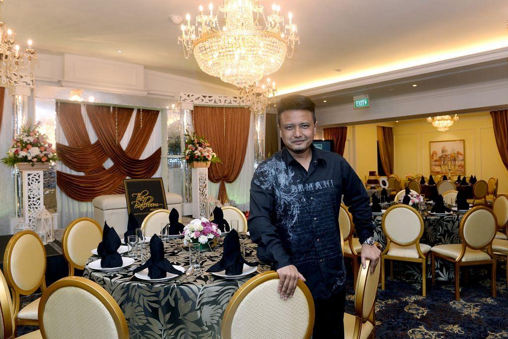Deejay AB Shaik buka kafe 'fine dining' di East Coast Road