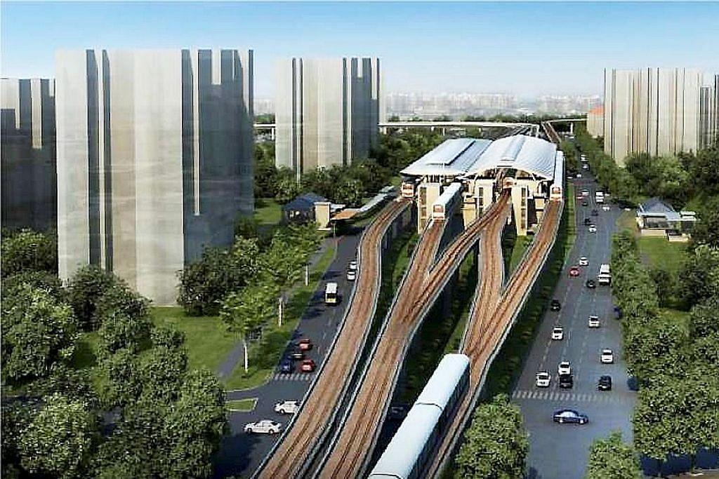 LTA beri syarikat setempat kontrak $325j bina landasan baru stesen MRT Tanah Merah