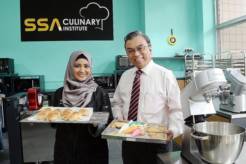 EKONIAGA Pusat latihan kulinari halal terbesar setempat dibuka