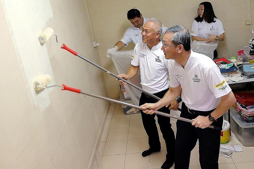 200 rumah sewa Radin Mas diubah suai guna cat antinyamuk sepanjang 2 tahun