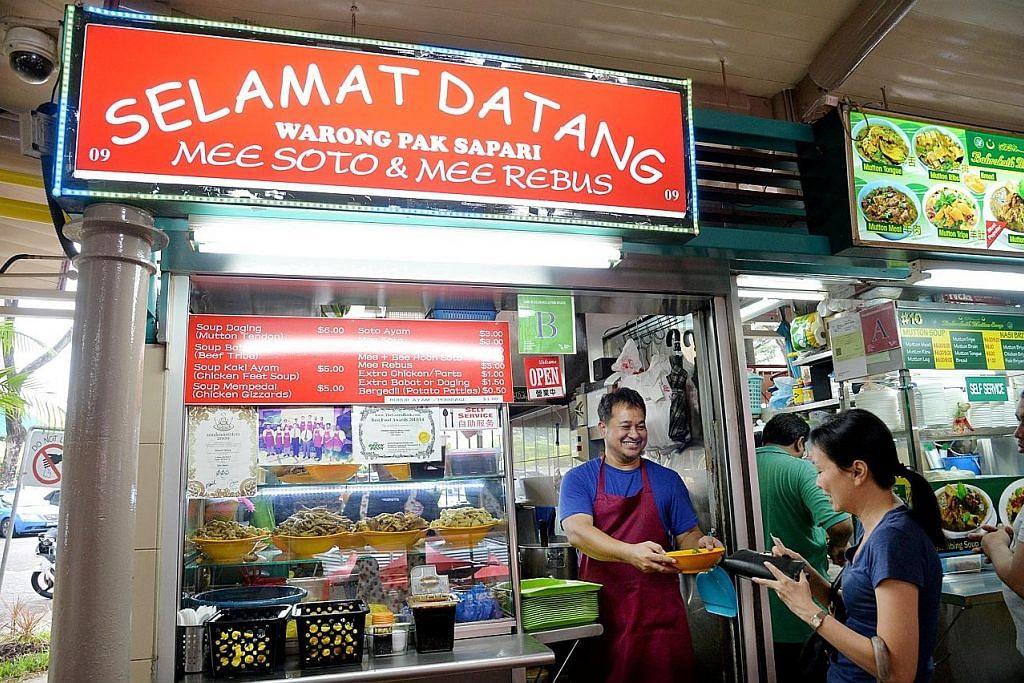 Mahu terus berniaga di Pusat Makanan Adam Road