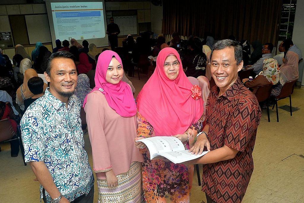 Guru Bahasa Melayu kaji cara penilaian lebih berkesan