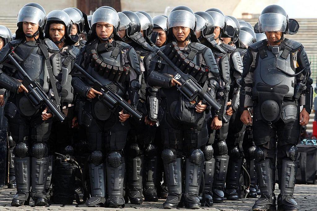 Jakarta tingkat keselamatan