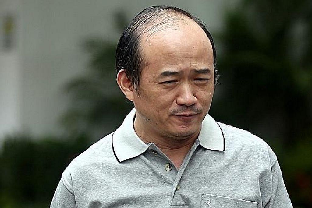 DARI MAHKAMAH Peniaga China dipenjara lima bulan kerana kesalahan pasport