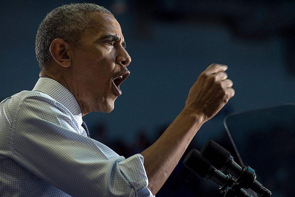 Obama cuba pikat sokongan di wilayah 'mesti menang'