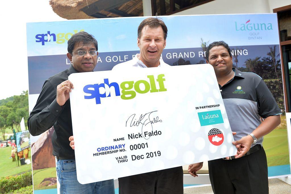 Tawaran menarik jadi ahli Kad Golf SPH