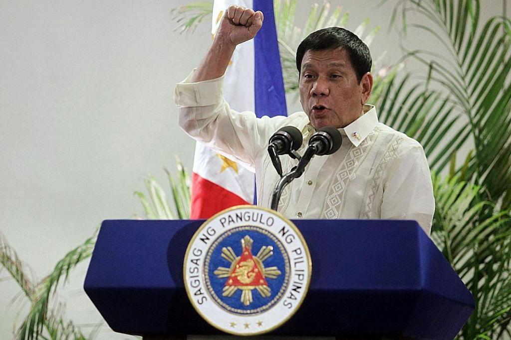'Filipina terus condong ke China walau Trump menang'