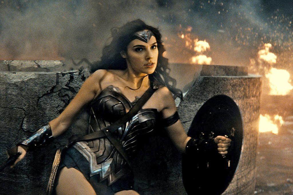 Wonder Woman diiktiraf duta