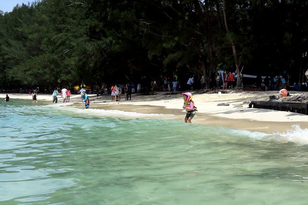MAKLUMAT LANJUT KEMBARA Panggilan pulau di Sabah