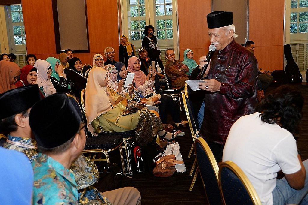 Acara jaya memartabat persuratan Melayu, pertingkat penerimaan masyarakat PESTA PENULIS SINGAPURA 2016