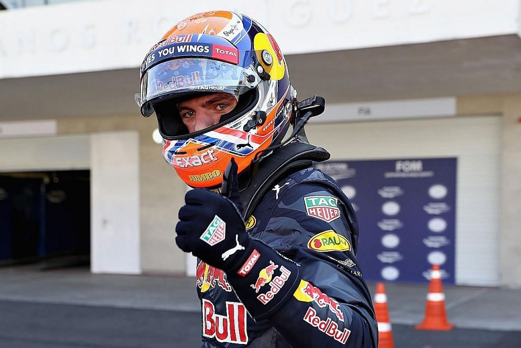 Ramai bandingkan kehebatan Verstappen dengan jaguh F1 Schumacher dan Senna