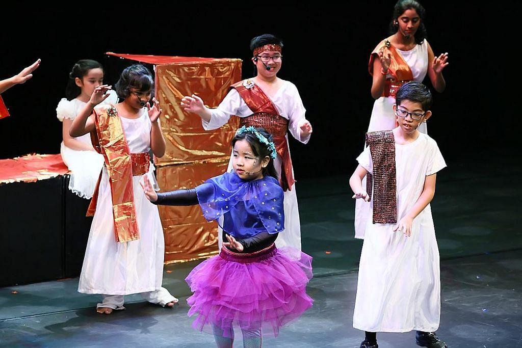 Lebih 45 murid disleksia jayakan persembahan teater